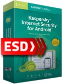 Kaspersky Internet Security for Android (1 stanowisko, 12 miesięcy) - wersja elektroniczna