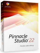 Pinnacle Studio 22 PL Box