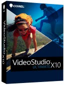 Corel VideoStudio Ultimate X10 ML BOX