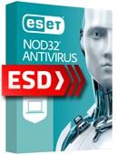 ESET NOD32 Antivirus 14 - 2021 (odnowienie 1 stanowisko, 36 miesięcy) - wersja elektroniczna