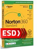 Norton 360 Standard 2020 PL (1 stanowisko, 12 miesięcy) - wersja elektroniczna