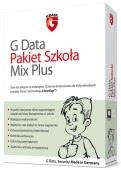 G Data Pakiet Szkoła MIX PLUS - 50 komputerów