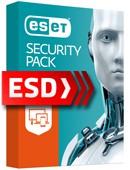 ESET Security Pack 2021 (odnowienie 1 stanowisko + 1 Mobile, 24 miesiące) - wersja elektroniczna