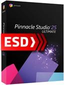 Pinnacle Studio 25 Ultimate PL ESD