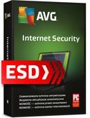AVG Internet Security 2021 (1 stanowisko, 12 miesięcy) - wersja elektroniczna