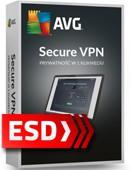 AVG Secure VPN (10 stanowisk, 24 miesiące) - wersja elektroniczna