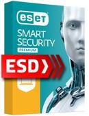 Eset Smart Security Premium 14 - 2021 (1 stanowisko, 24 miesiące) - wersja elektroniczna