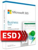 Microsoft 365 Business Standard (subskrypcja na 12 miesięcy)