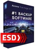Acronis True Image 2017 (1 stanowisko PC/MAC) - wersja elektroniczna