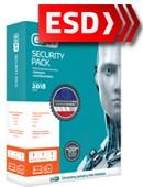 ESET Security Pack 2018 (1 stanowisko + 1 Mobile, 24 miesiące) - wersja elektroniczna