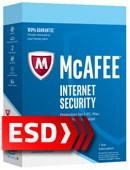 McAfee Internet Security Unlimited 2018 PL Home (12 miesięcy) - wersja elektroniczna
