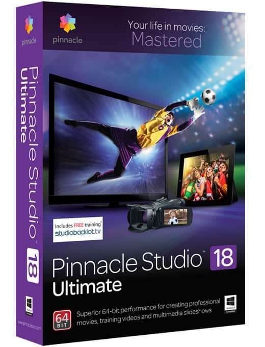 Pinnacle studio 16 ultimate free download for windows 8 for Pinnacle studio templates free download