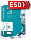 Eset Smart Security 10 - 2017 (odnowienie 1 stanowisko, 12 miesięcy) - wersja elektroniczna