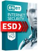 Eset Internet Security 14 - 2021 (odnowienie 1 stanowisko, 36 miesięcy) - wersja elektroniczna