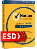 Norton Security Deluxe 2019 PL (5 stanowisk, 24 miesiące) - wersja elektroniczna