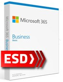 Microsoft 365 Business Basic (subskrypcja na 12 miesięcy)