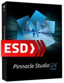 Pinnacle Studio 24 Plus PL ESD