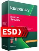 Kaspersky Internet Security 2021 PL Multi-Device Home & Student (1 stanowisko, 12 miesięcy) - wersja elektroniczna