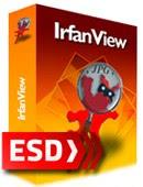 IrfanView 4.44 - wersja elektroniczna (1 stanowisko)