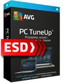 AVG PC TuneUp 2017 PL (3 stanowiska, 12 miesięcy) - wersja elektroniczna