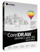 Corel Draw Graphics Suite X5 Special Edition PL Box