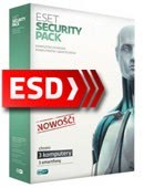 ESET Security Pack (3 stanowiska, 12 miesi�cy) - wersja elektroniczna