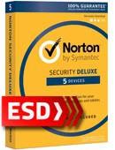 Norton Security Deluxe 2019 PL (5 stanowisk, 12 miesięcy) - wersja elektroniczna
