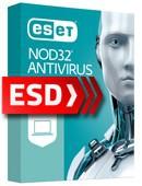 ESET NOD32 Antivirus 12 - 2019 (odnowienie 1 stanowisko, 12 miesięcy) - wersja elektroniczna