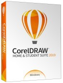 CorelDraw Home and Student Suite 2019 PL Box