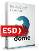 Panda Antivirus Pro - Dome Essential 2019 (1 stanowisko, odnowienie na 12 miesięcy) - wersja elektroniczna