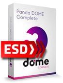 Panda Global Protection - Dome Complete 2019 (1 stanowisko, odnowienie na 12 miesięcy) - wersja elektroniczna