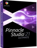Pinnacle Studio 21 Ultimate PL Box Upgrade - aktualizacja od wersji 9,10,11,12,14,15,16,17,18, 19, 20