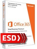 Office 365 PL Small Business Premium ESD (5 stanowisk, subskrypcja na 1 rok) ESD