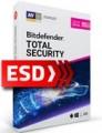 Bitdefender Total Security 2019 PL Multi-Device (5 stanowisk, odnowienie na 12 miesięcy) - wersja elektroniczna