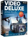 Magix Video Deluxe 2014 Plus HD PL BOX + Magix Movie Edit Touch GRATIS!