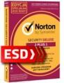 Norton Security Deluxe 2018 PL (2+1 stanowisko, 12 miesięcy) - wersja elektroniczna PROMOCJA!