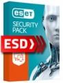 ESET Security Pack 2019 (1 stanowisko + 1 Mobile, 12 miesięcy) - wersja elektroniczna