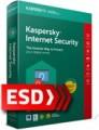 Kaspersky Internet Security 2018 PL Multi-Device (1 stanowisko, 12 miesięcy) - wersja elektroniczna