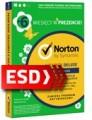 Norton Security Deluxe 2019 PL (5 stanowisk, 18 miesięcy) - wersja elektroniczna PROMOCJA!