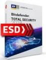 Bitdefender Total Security 2018 PL (1 stanowisko, 12 miesięcy) - wersja elektroniczna