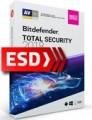 Bitdefender Total Security 2018 PL Multi-Device (5 stanowisk, 12 miesięcy) - wersja elektroniczna