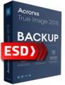 Acronis True Image 2018 (1 stanowisko PC/MAC) - wersja elektroniczna
