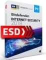 Bitdefender Internet Security 2018 PL (1 stanowisko, 12 miesięcy) - wersja elektroniczna