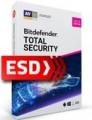 Bitdefender Total Security 2019 PL (1 stanowisko, 12 miesięcy) - wersja elektroniczna