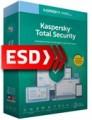 Kaspersky Total Security 2019 PL Multi-Device (2 stanowiska, odnowienie na 12 miesięcy) - wersja elektroniczna