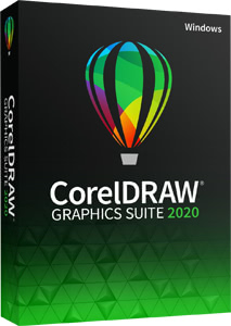 Corel Draw Graphics Suite 2020