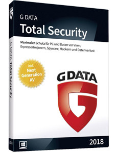G DATA Total Protection 2017