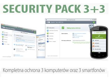 ESET Security Pack - główne zalety