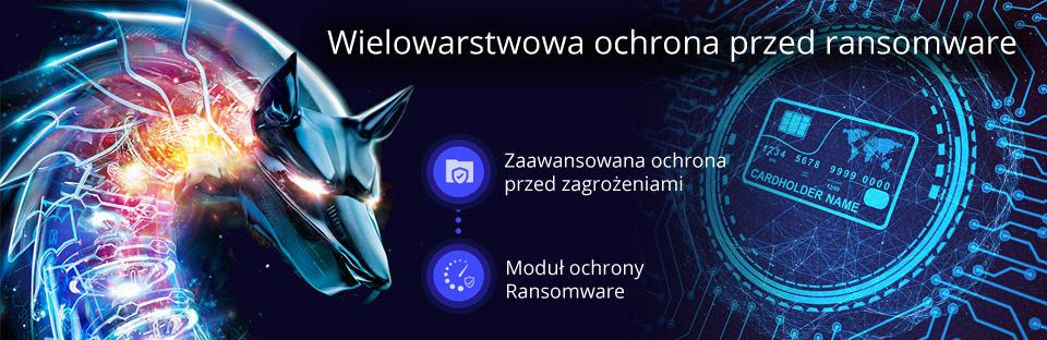 Ochrona przed ransomware