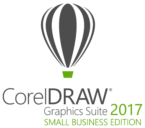 Corel Draw Graphics Suite 2017 small business edition